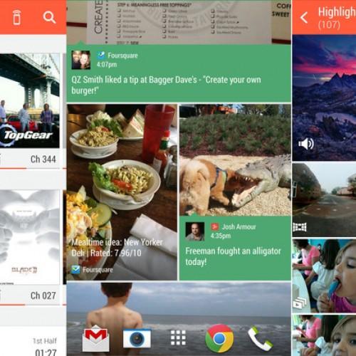 HTC One M7 Verizon and Sprint getting Sense 6 this week