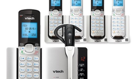 VTech Connect-to-Cell DS6670-6C review