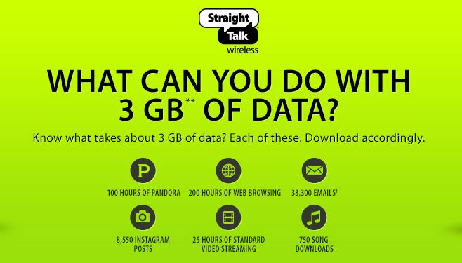straight talk 3gb
