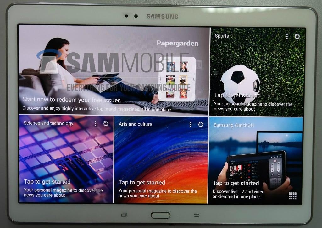 Galaxy Tab S 10.5_front