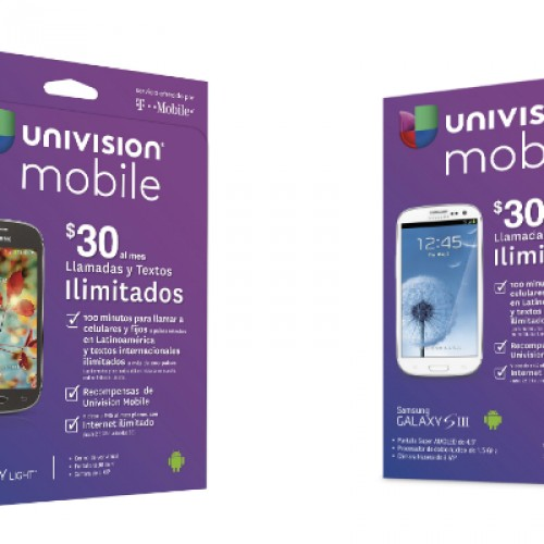 Univision dials up its own MVNO on back of T-Mobile network