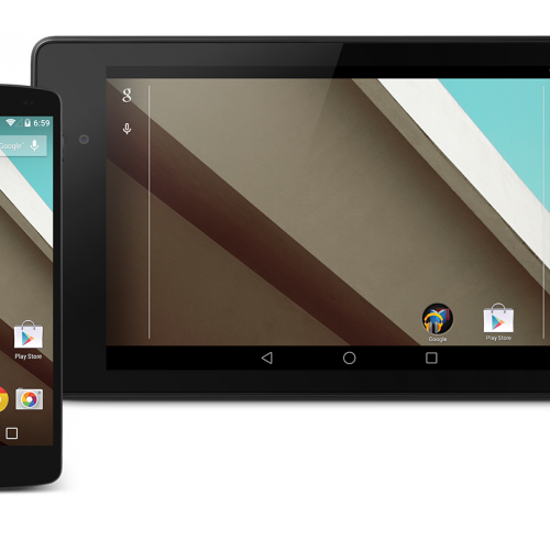 Android L theme available for Xposed devices