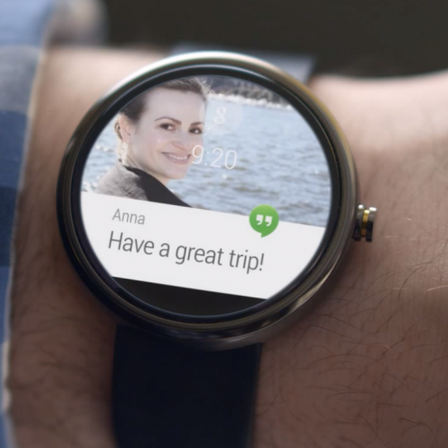 Google releases Android Wear intro video ahead of Google I/O
