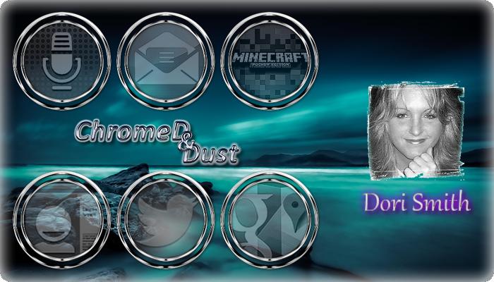 ChromeD&Dust Icon Banner