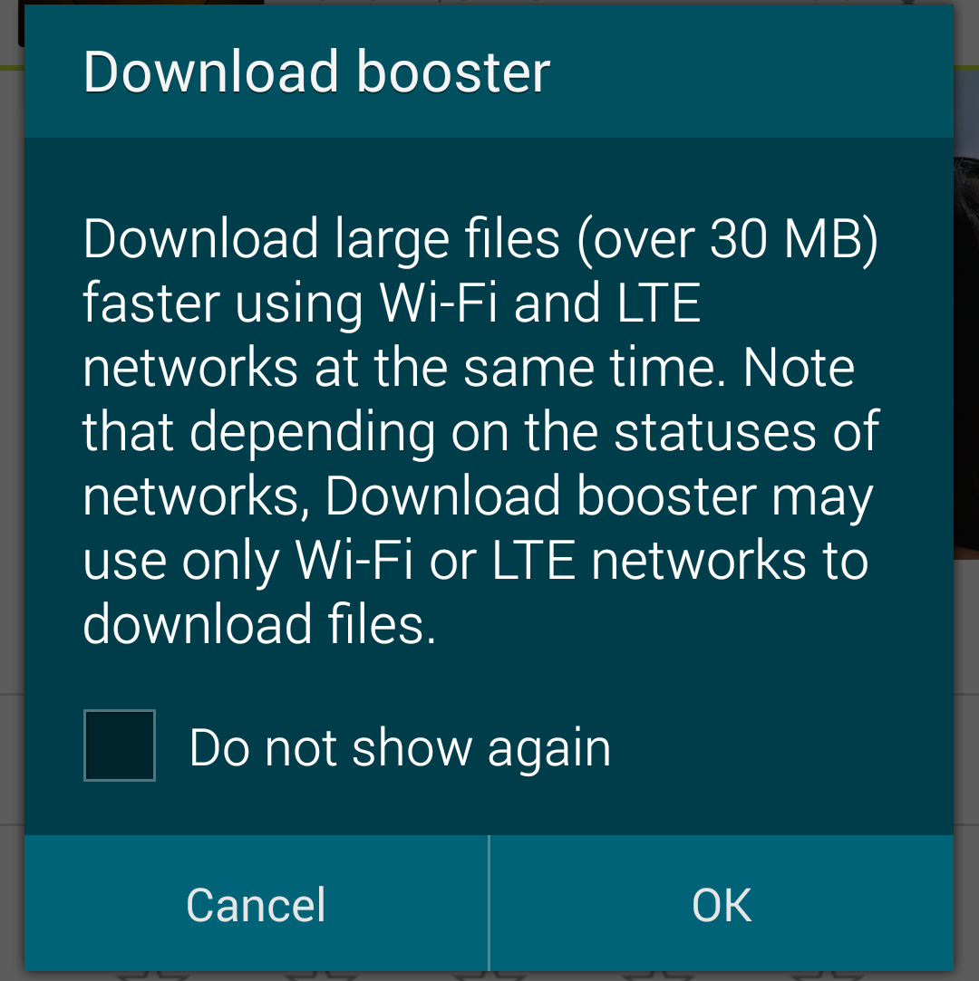 samsung download booster___