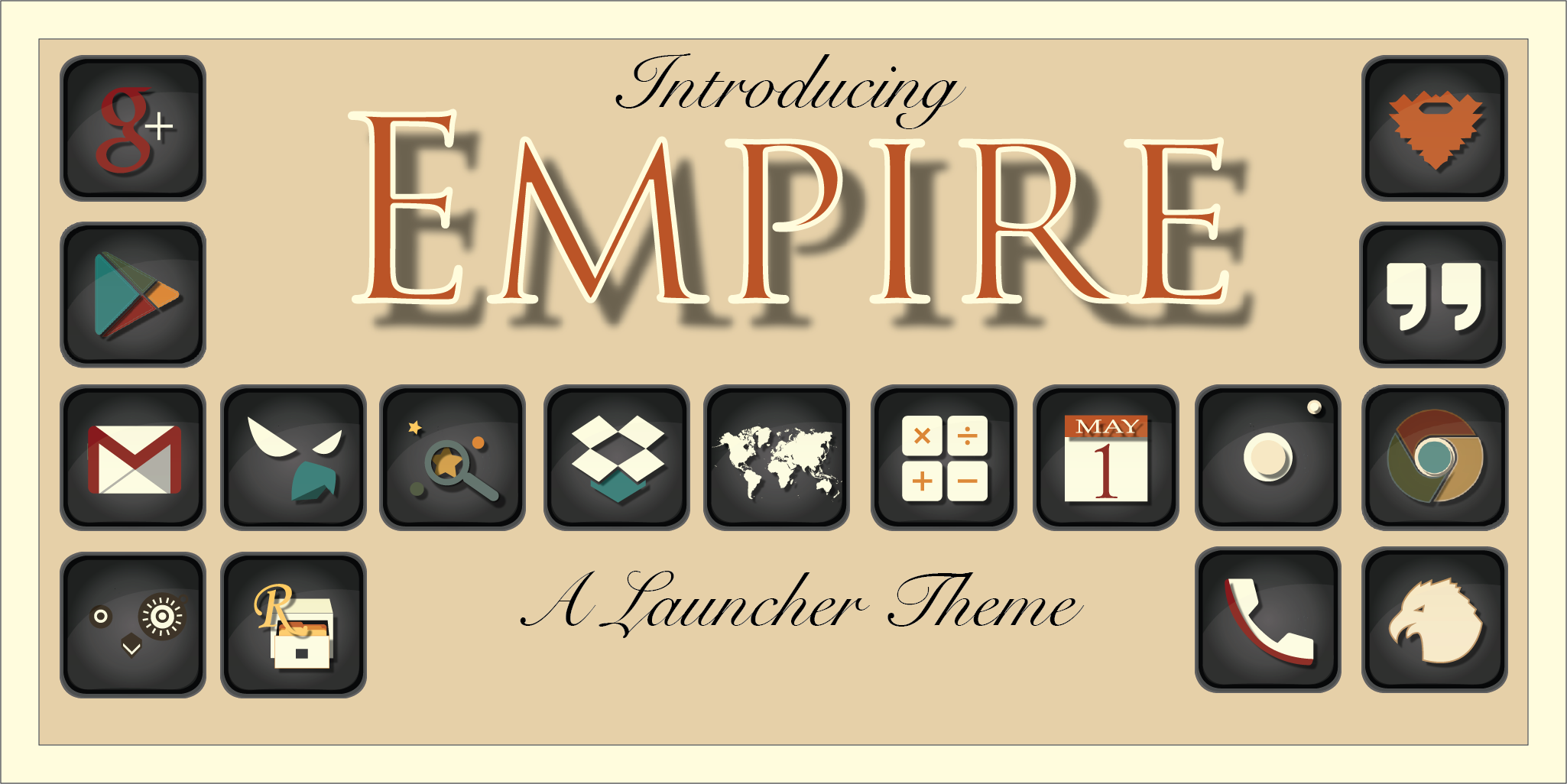 Empire Icon Banner