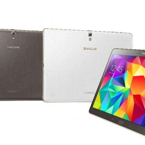 Samsung Galaxy Tab S gallery