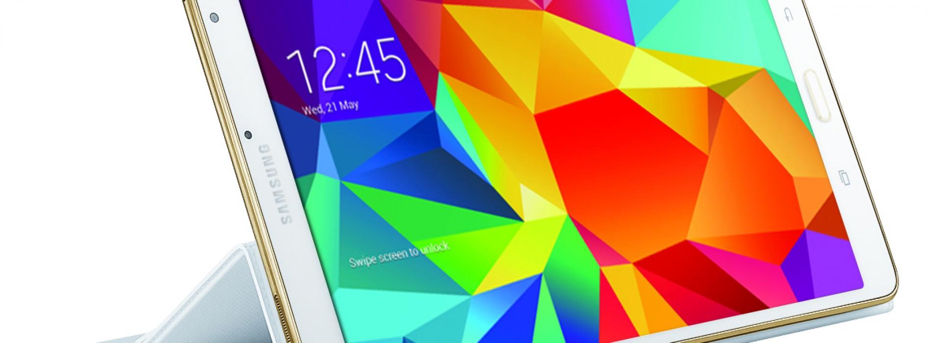 Samsung Galaxy Tab S accessories gallery