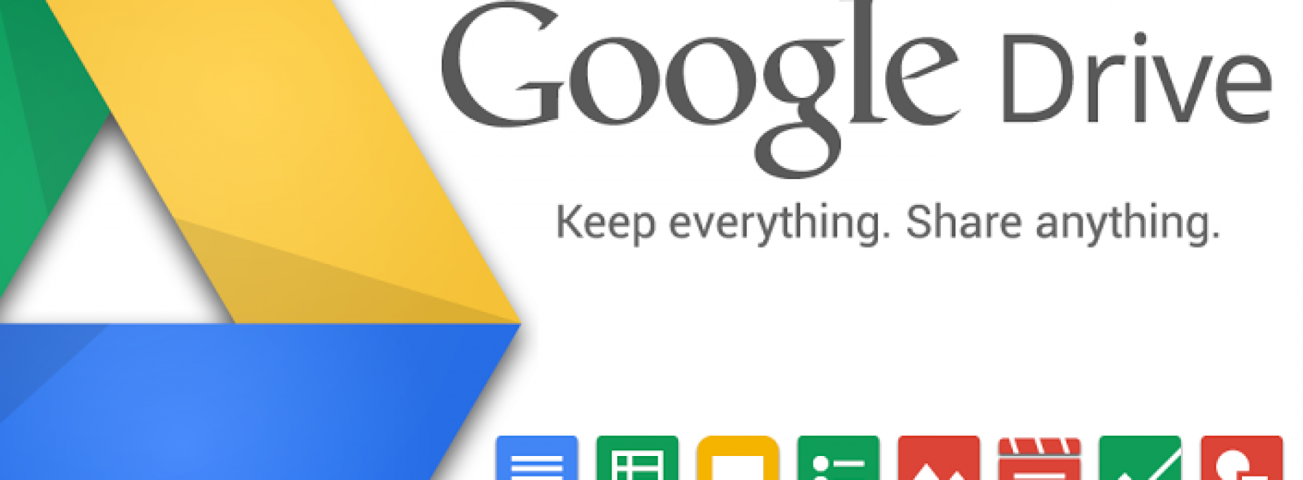 Living with Google: Google Drive