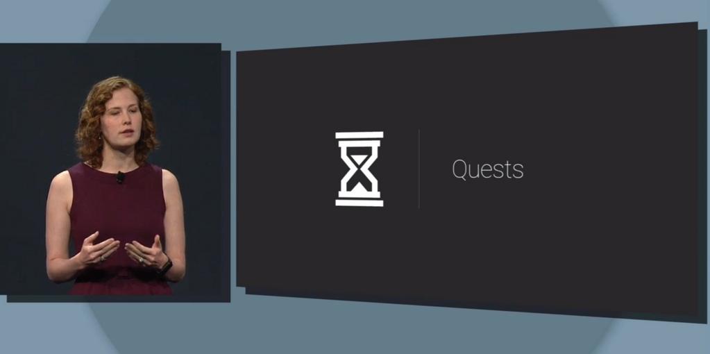 Google Play Games Quests