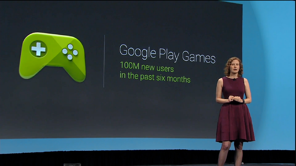 Google Play Games Users