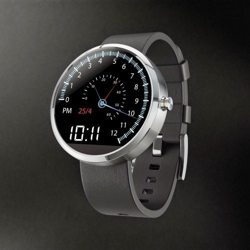 Motorola showcases 10 best Moto 360 designs in Face-Off contest