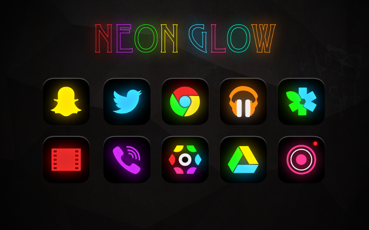 Neon Glow Release Image