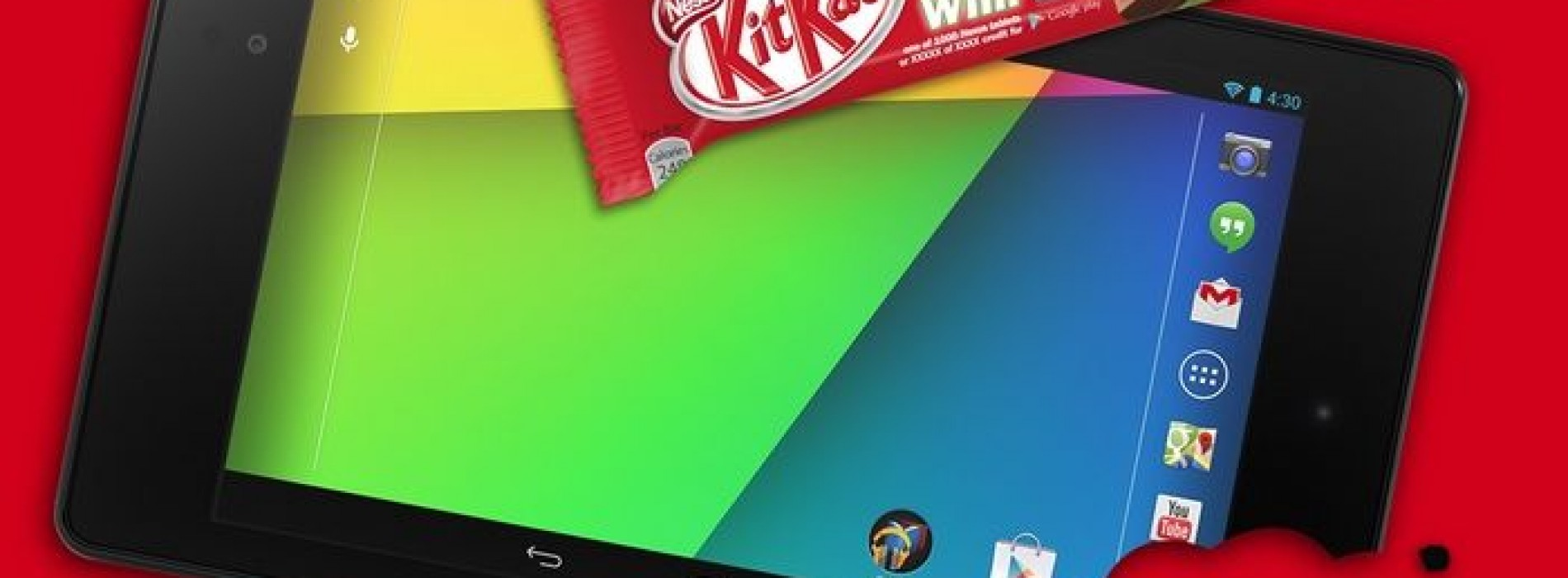 Android 4.4.3 OTA rollout started for Nexus devices, factory images also available
