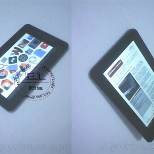 Purported Nexus 8 images and specs leaked