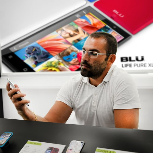 Our interview with CEO of Blu Products: spec wars, upcoming products, LTE support, and more