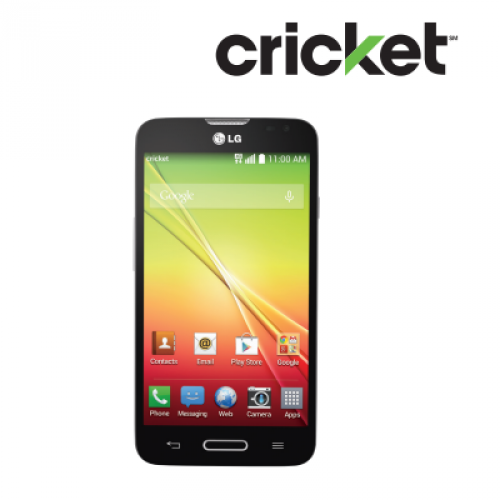 Cricket Wireless dials up $50 LG Optimus L70TM