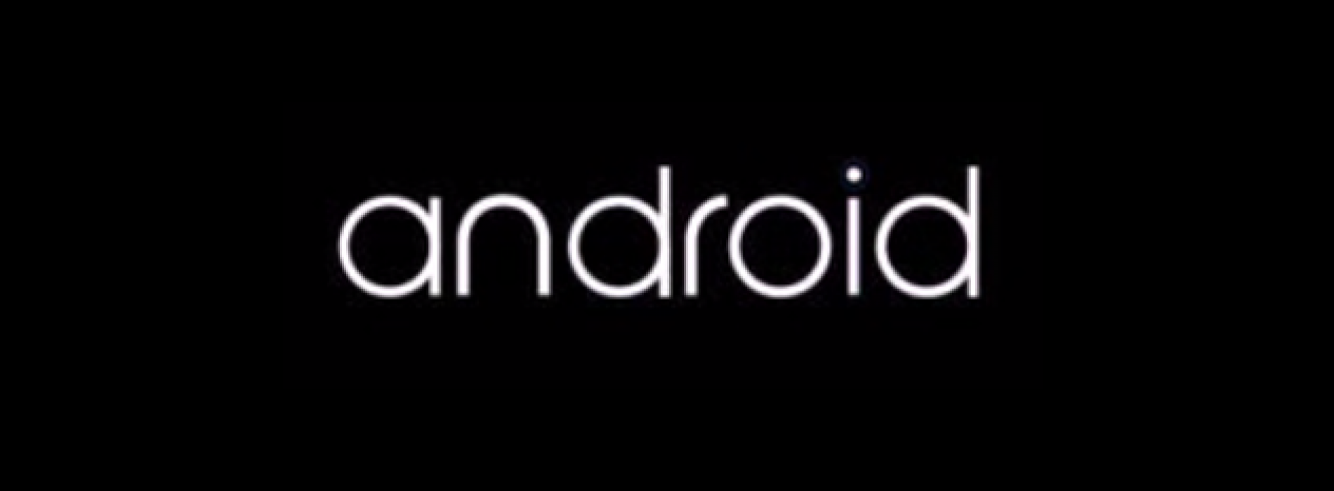 Google might have quietly changed the Android logo