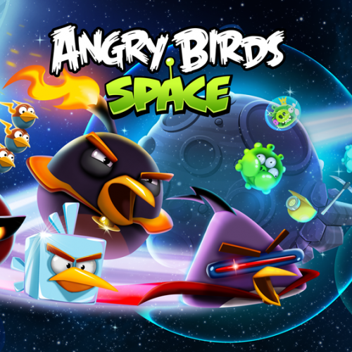 Angry Birds Space receives a huge update