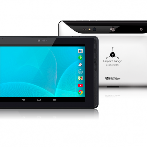NVIDIA unveils Tegra K1-powered Project Tango tablet