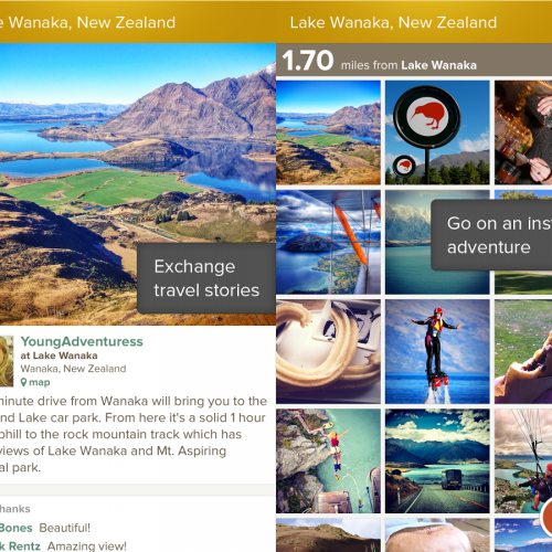 Trove the world anew with Trover's redesigned app