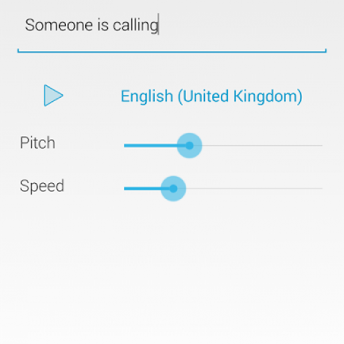 Text-to-voice your own ringtone with Talking Ringtone Maker