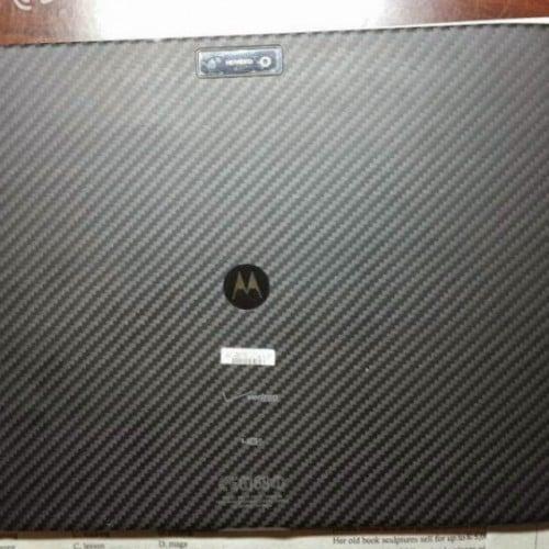 Motorola XOOM 3 leak appears online