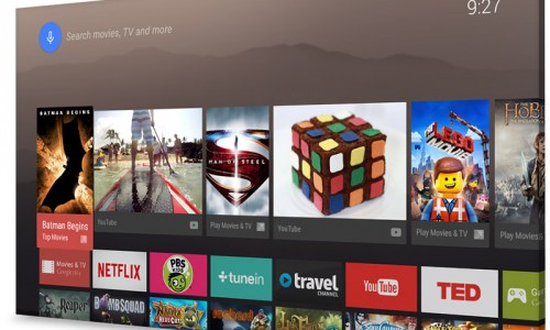 Android TV gets new partners, new content