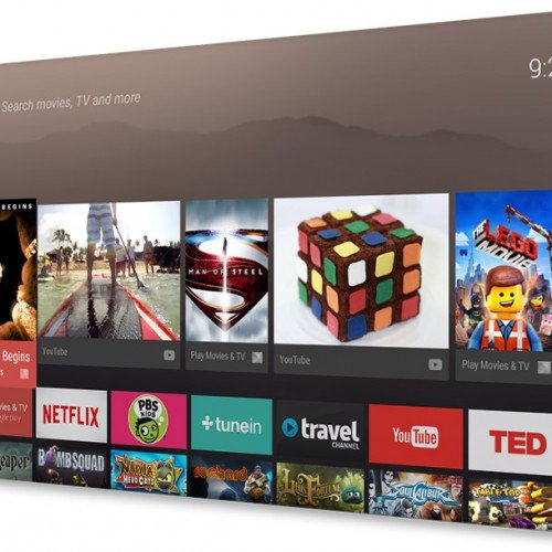 Android TV announced by Google