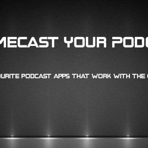 Android podcast apps with Chromecast support