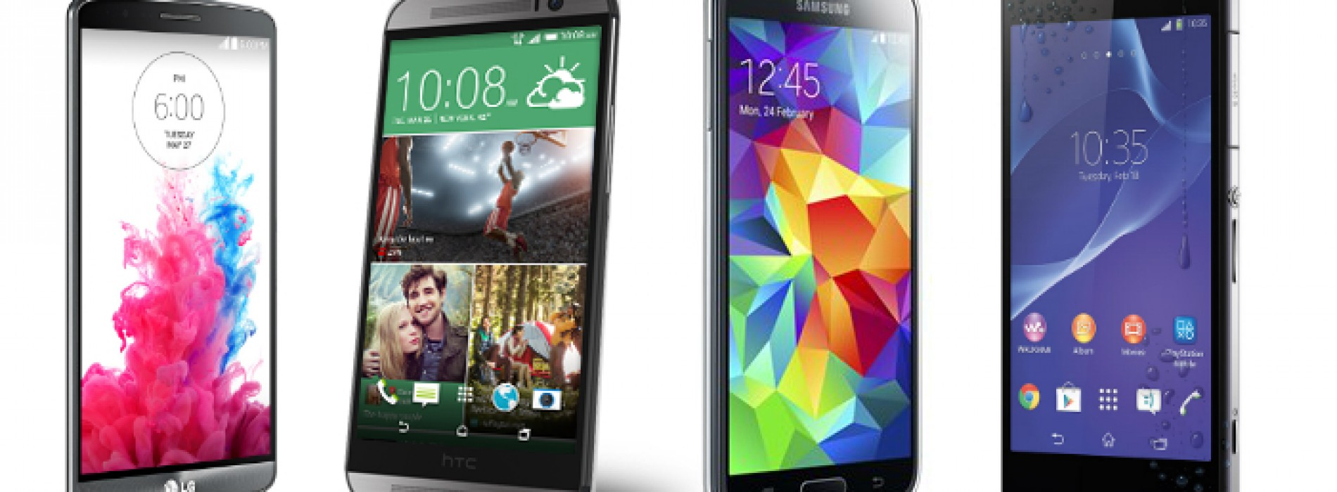 Poll: What is the best flagship smartphone of 2014?