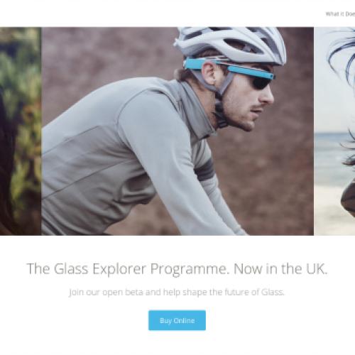 Google Glass goes on sale in U.K.