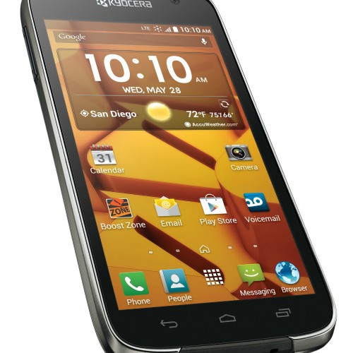 Boost Mobile calls up waterproof Kyocera Hydro Icon