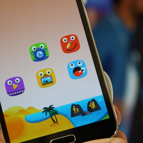 Download booster and Kids mode reach T-Mobile Galaxy Note 3