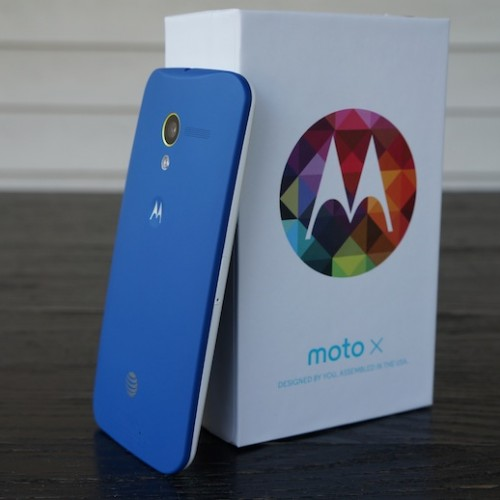 Original Moto X will get new Moto X Moto Voice features