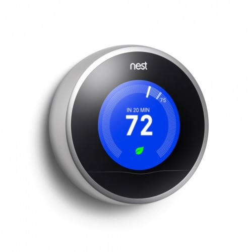 Nest integration with Google Now goes live