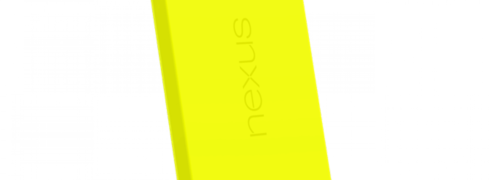 Black HTC One M8, yellow Nexus 5 on the horizon
