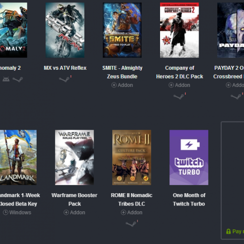 DEALS & STEALS: E3 Humble Bundle packs over $100 worth of games and content