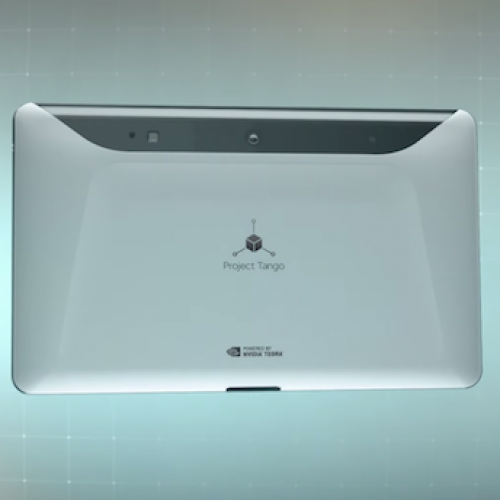 LG and Google partnering up in order to bring us Project Tango