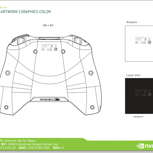 NVIDIA Shield successor spied at FCC