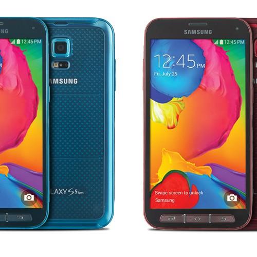 Sprint calls dibs on Samsung Galaxy S5 Sport