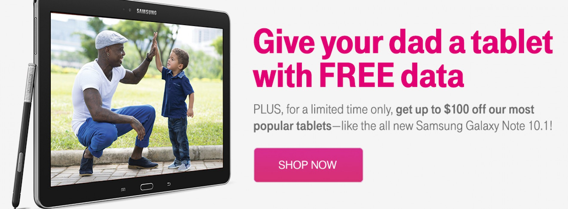 T-Mobile offering new tablets and $100 discounts