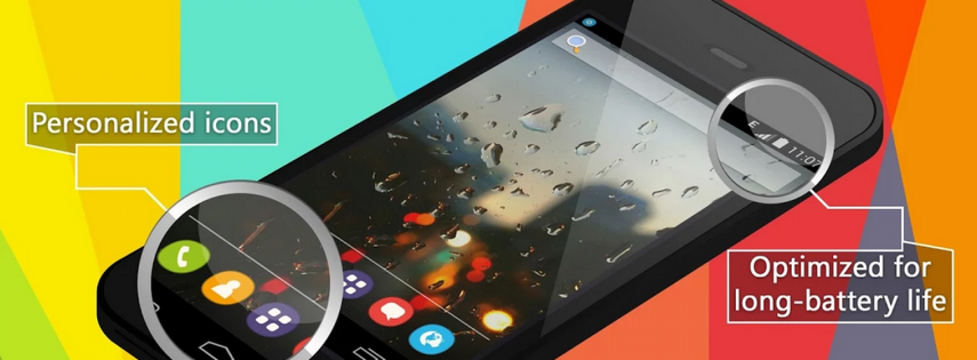 UR Launcher with 3D Wallpapers [App of the Day]