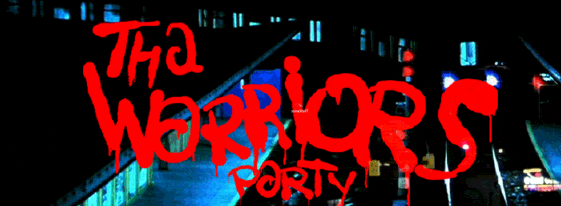 Android icon lovers, come out to play-ay! You're invited to Tha Warriors Party!
