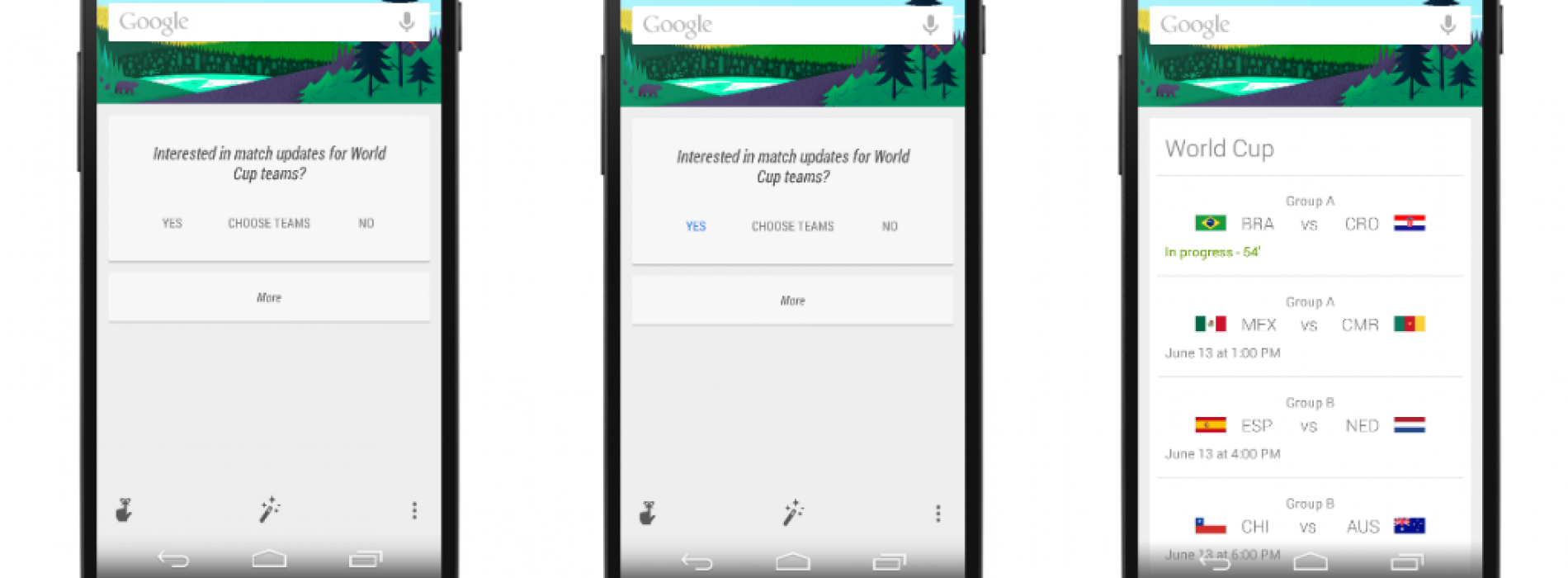 Google tweet has Android fanboys thinking 5.0 for Google I/O