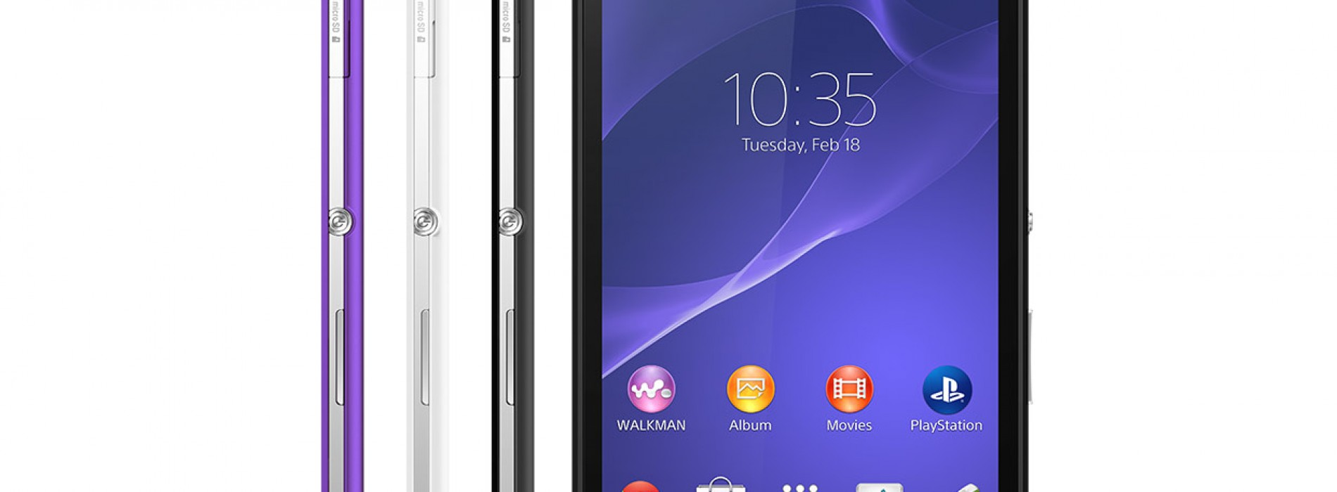 Sony unveils the ultra-thin mid-range Xperia T3