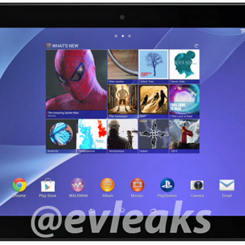 Verizon Xperia Z2 tablet on the way