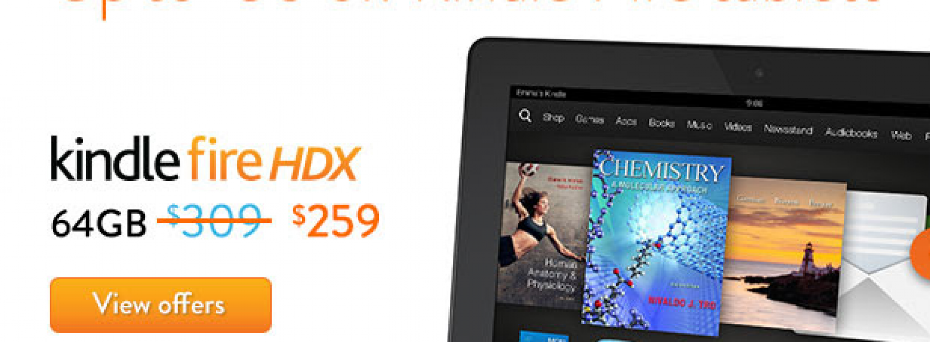 DEALS & STEALS: Amazon offering up to $50 off Kindle Fire tablets