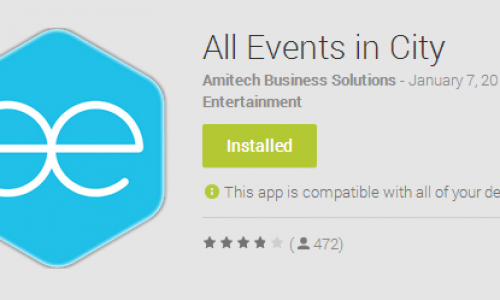 Get in the loop with All Events in City [App of the Day]