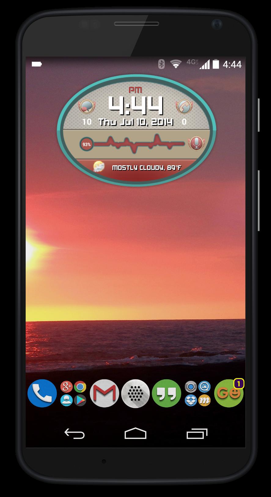 Aloha Screenshot